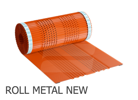 Eurovent ROLL METAL NEW