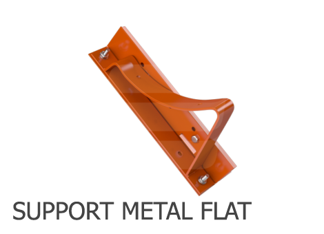 Eurovent SUPPORT METAL FLAT
