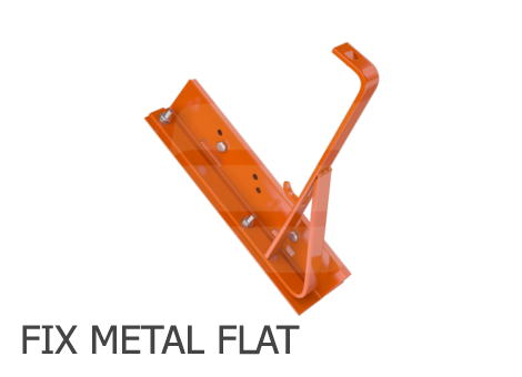 Eurovent FIX METAL FLAT