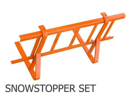 Eurovent SNOWSTOPPER SET